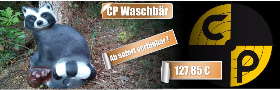 Neu CP Waschbär